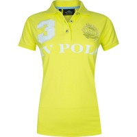 "Polo ""Favouritas"" Lime (Jaune)"