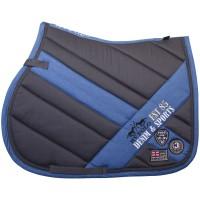 Tapis de Dressage Bruges - HV Polo - Charcoal (Gris)