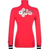 Cardigan Nova - HV Polo Pink (Rose) - Vue de dos