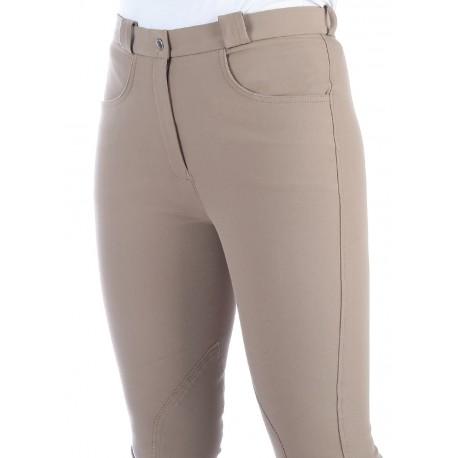 """Pantalon Dame """"Damask Her"""" - Taupe"""