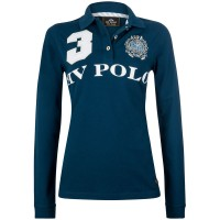 Polo Favouritas Enfant - HV Polo - Royal blue (Bleu électrique)