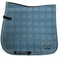 Tapis de dressage Bleu ciel LYDIA - HV Polo - Happy Valley