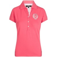 Polo Femme LISETTE Rose - HV Polo - Happy Valley