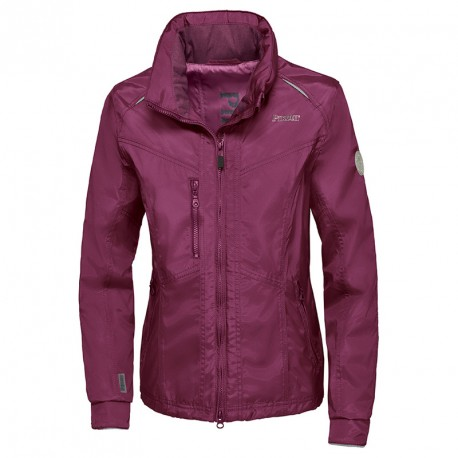 Veste imperméable CARESS Framboise - Pikeur