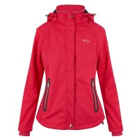 Veste softshell PAMELA - HV Polo Ruby - Happy Valley