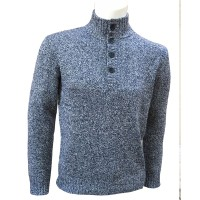 HV Polo - Happy Valley - Pull Homme MERINO