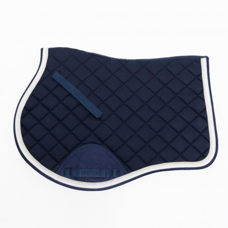 LamiCell - Tapis de selle mixte Starline Navy