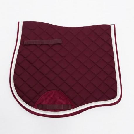 LamiCell - Tapis de dressage Starline Bordeaux