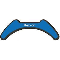 Flex-on - Personnalisation - Uni bleu