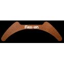 Flex-on - Personnalisation - Kit aspect Cuir pour Etriers Flex-on GCA