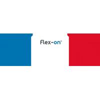 Flex-on - Personnalisation - Kit Drapeau pour Etriers Flex-on GCA