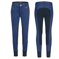 ELT - Pantalon Fun Sport Bleu roi/Bleu foncé