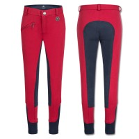 ELT - Pantalon Fun Sport Rouge/Marine