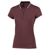 Pikeur - Polo DURINA - Light Aubergine