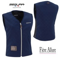 Segura Equitation - Gilet Airbag Girly - Bleu