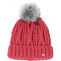 Pikeur - Bonnet avec pompon - Rouge