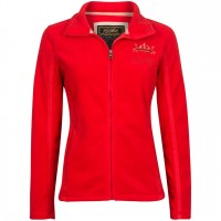 Polaire COURTNY - HV Polo -Flame (Rouge)